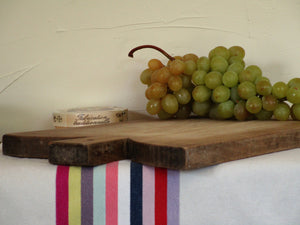 Rustic French cutting board