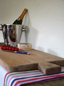 Large French cutting board