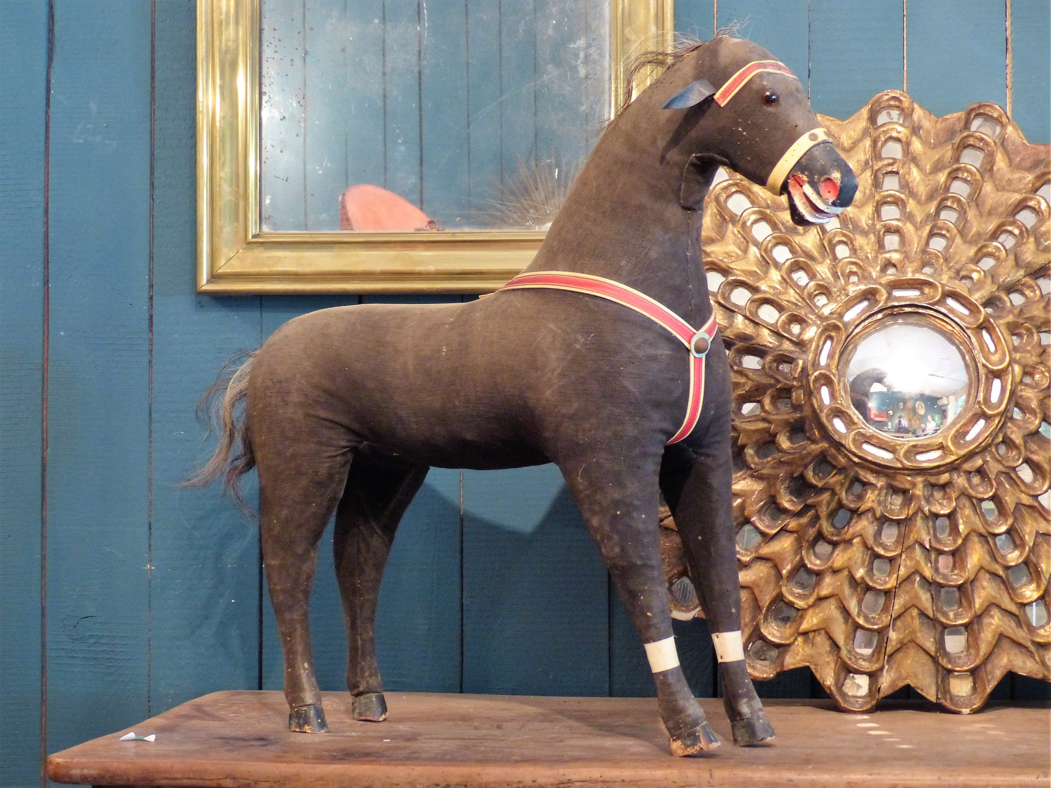 French toy horse from the 1920's