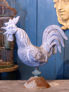 19th century French rooster