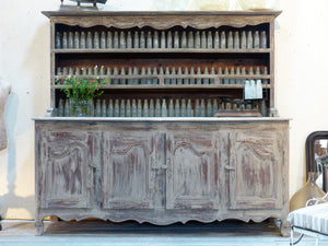 Large French kitchen buffet