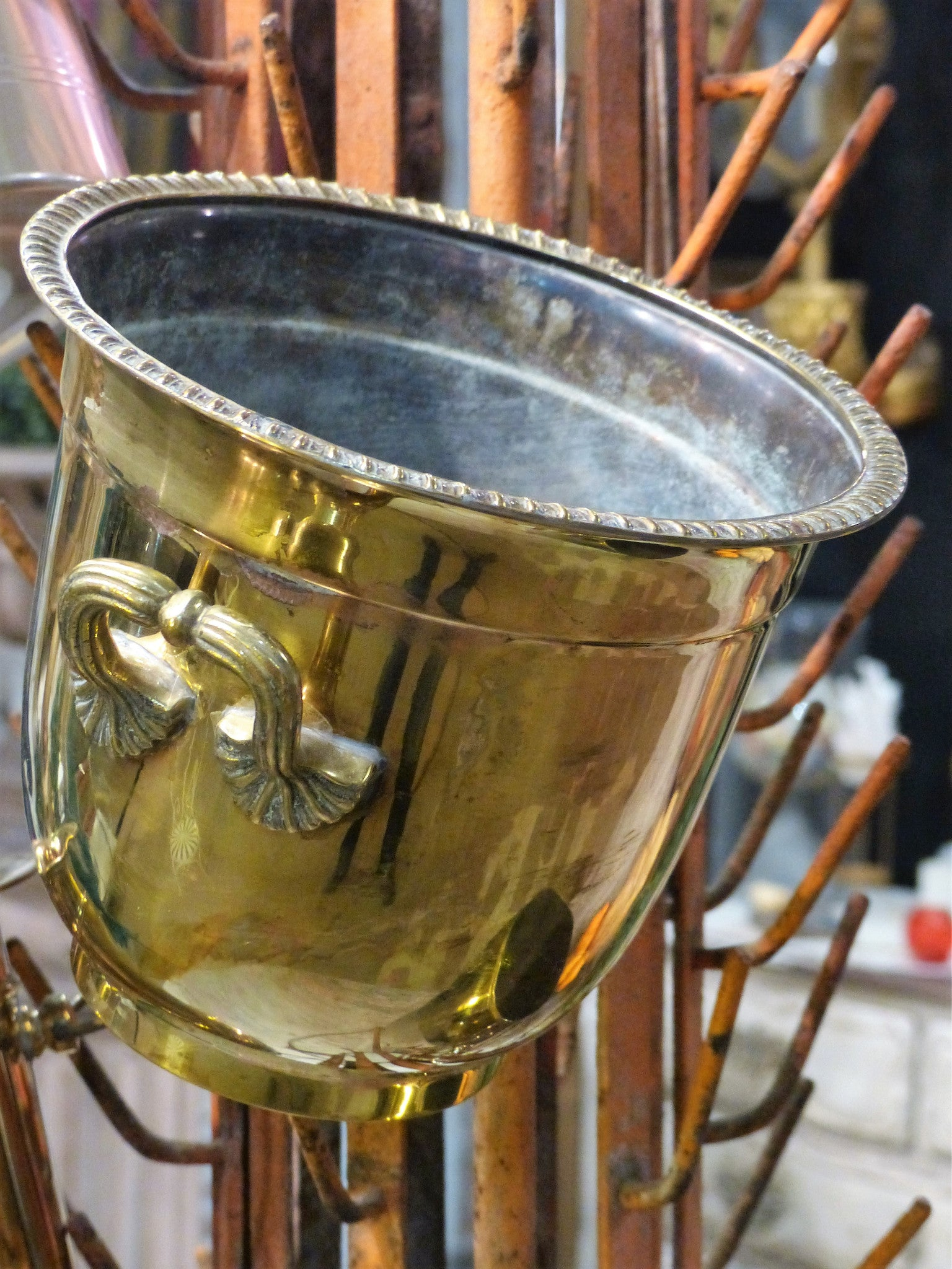 French Champagne bucket - 1930's