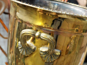 French Champagne bucket – 1930's