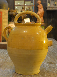 Late 19th century French water jug