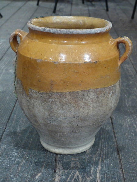19th Century Orange Confit Pot - 28cm