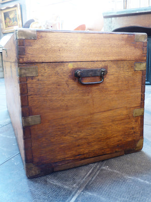 French storage trunk – 19th century