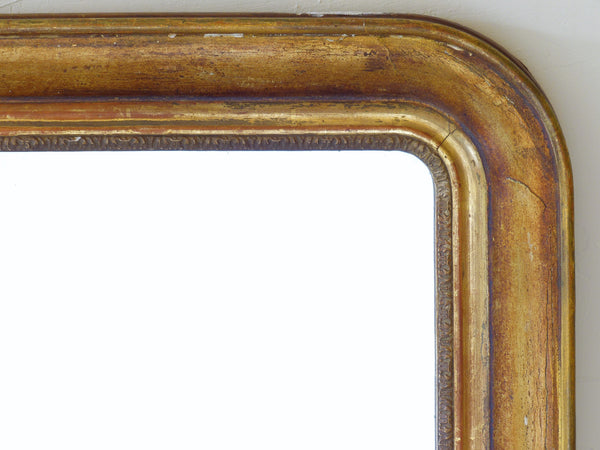 19th century Louis Philippe mirror