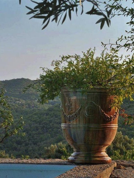 Water Repellent Treatment for Artisan Anduze Urns & Biot Jars
