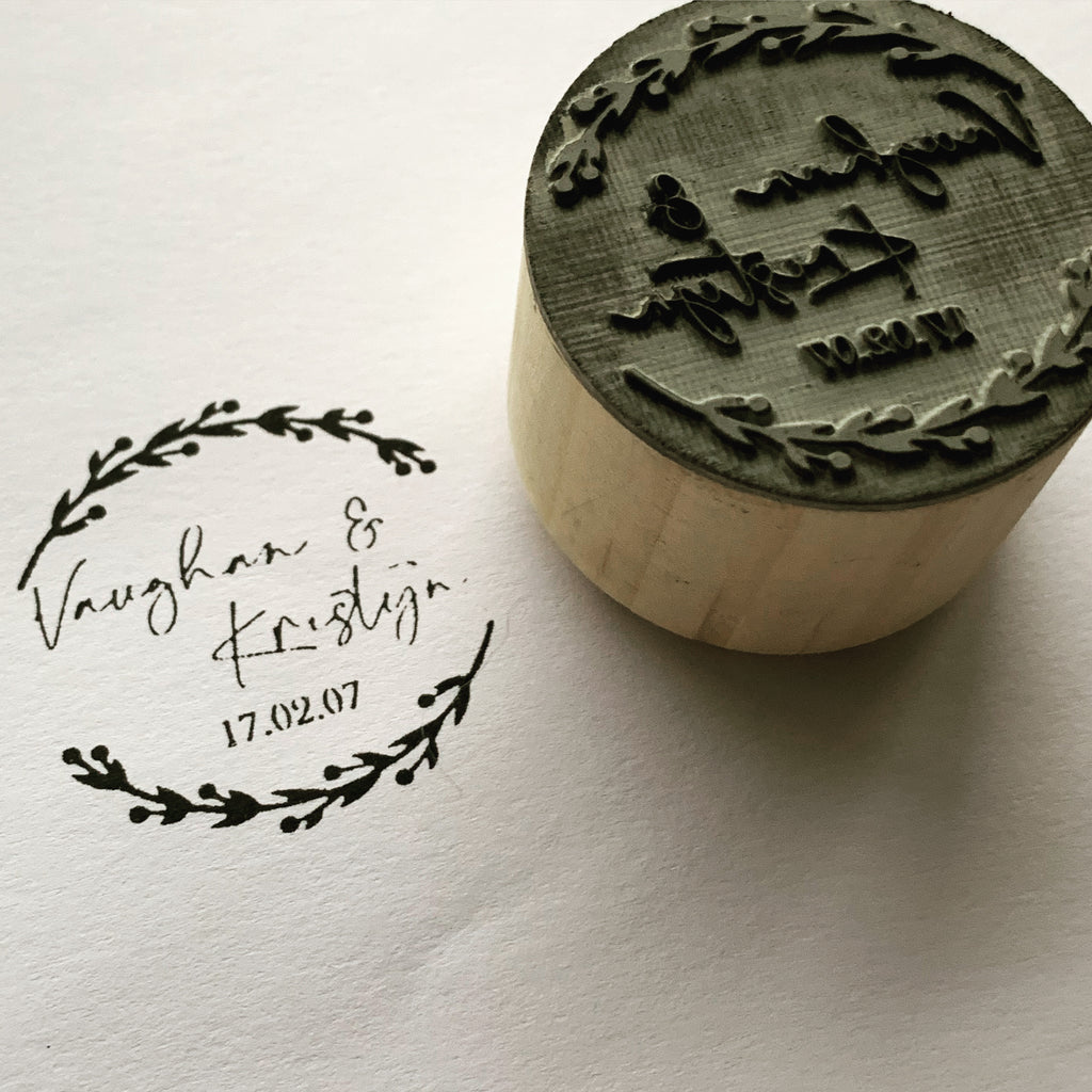Wedding Stamp