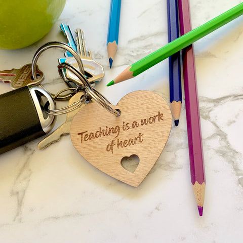 Thank you teacher  - A work of heart