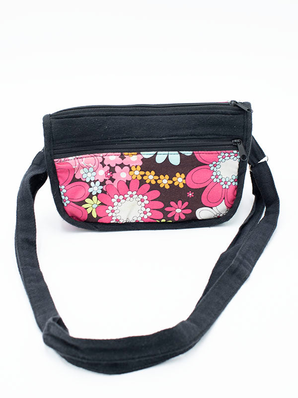 Small Bag 60s Flower Print