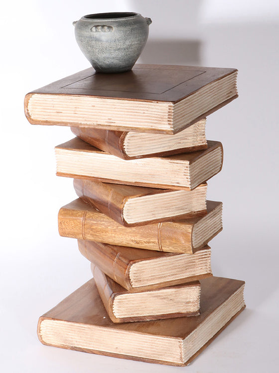 "20"" Bookstack End Table"