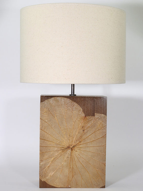 Lotus Leaf Lamp - Lamp