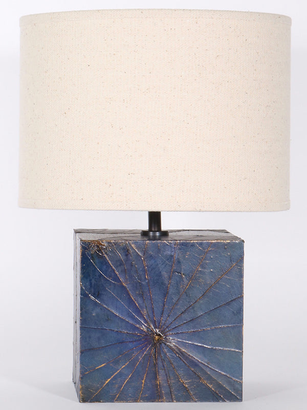 Lotus Leaf Square Lamp - Medium