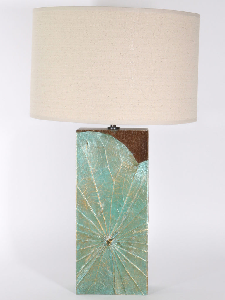 Lotus Leaf Lamp -  Medium