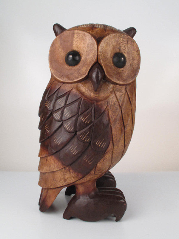 Small Standing Owl