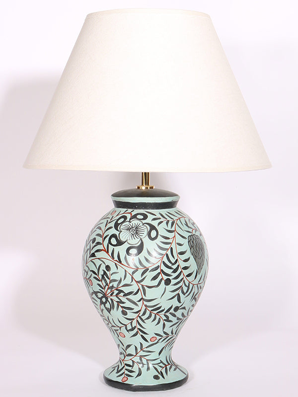 Vine Urn Lamp Small