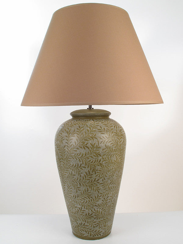 Standen Lamp Large Taupe