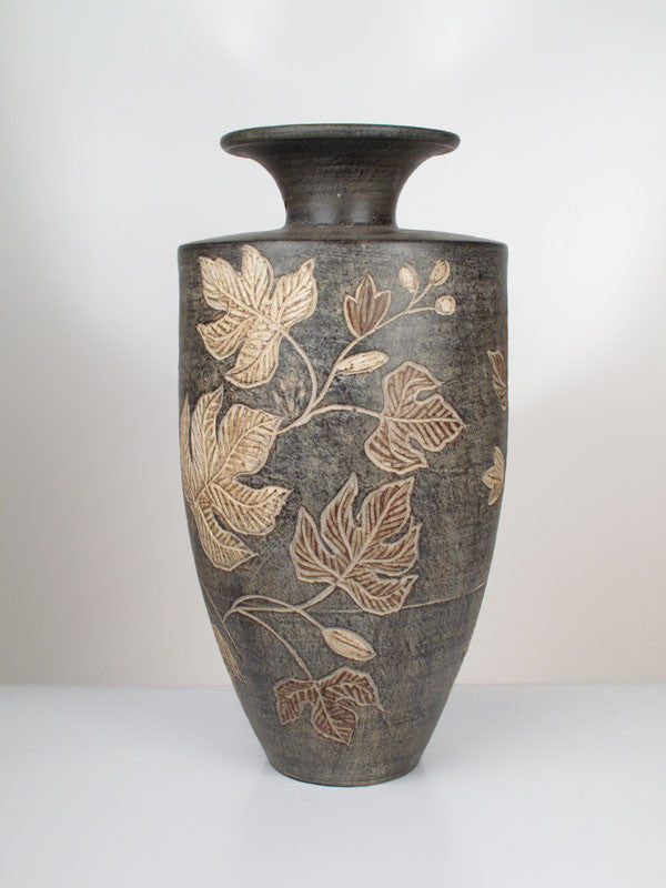 Maple Leaf Vase