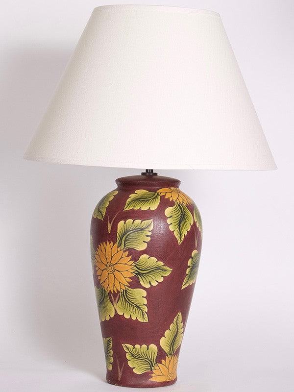 Sunflower Lamp Small