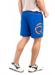 Shorts (with Phone pocket) & T-shirt Combo 2 Pack Men's Blue-Orange