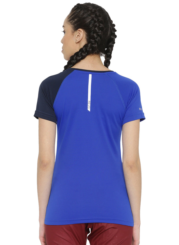 Ultra Light Running TEE - Women's Blue