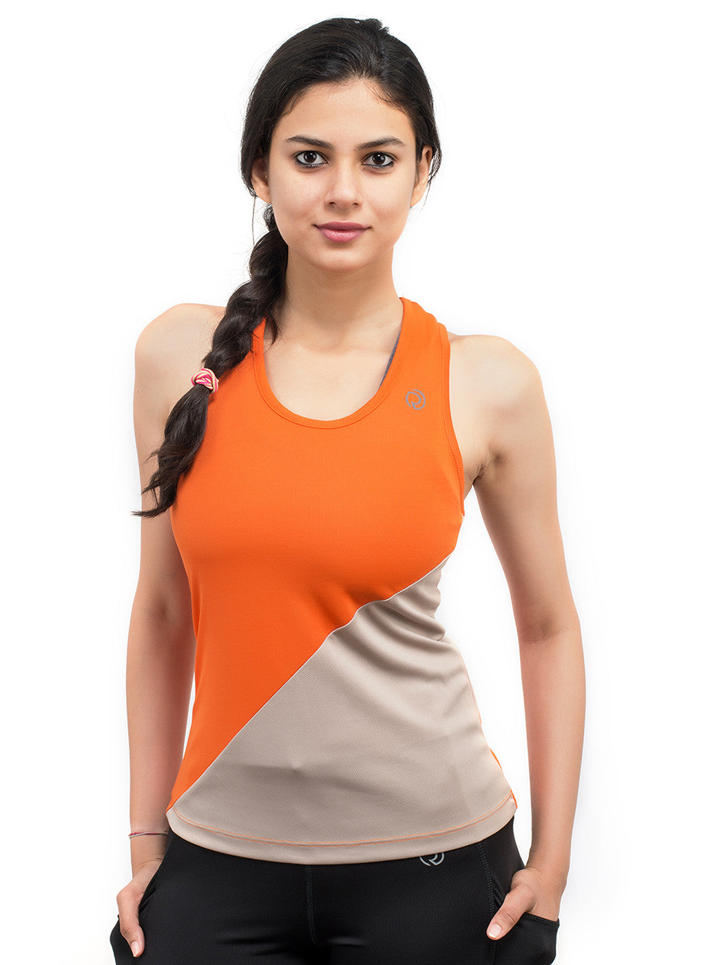 LIMITED EDITION DIAGONAL CUT DIVA TANK