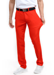 Pro Performance Stretch Golf Pant - Men's Red