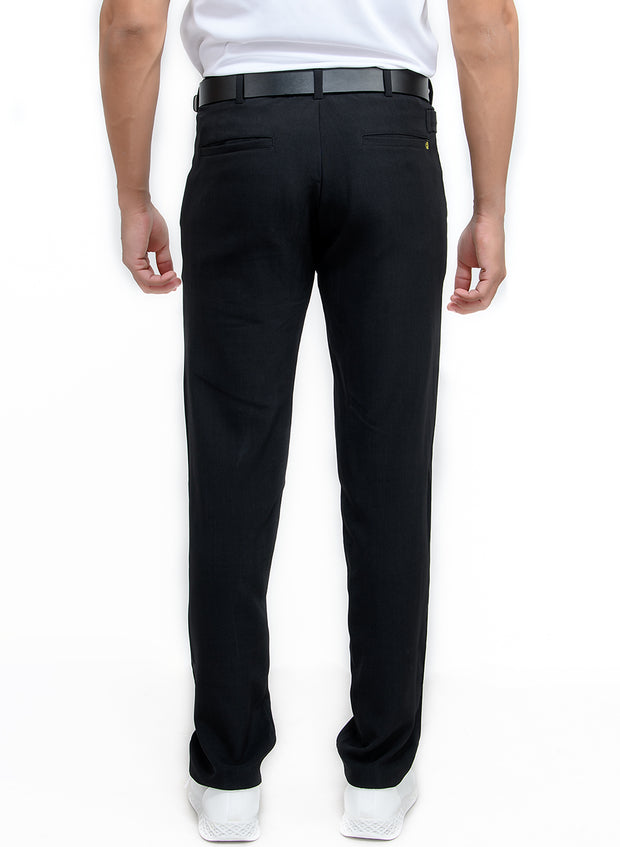 Pro Performance Stretch Golf Pant - Men's Black