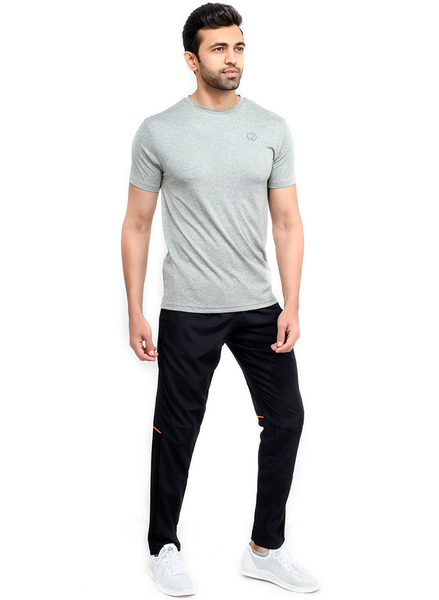 Dry Tech Light Running & Training Tshirt - Anthra Grey