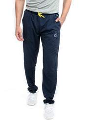 SPS Track - Sports Track Pant with Phone Pocket - Double Layered - NAVY