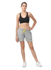 "WOMEN'S   TRAINING 5"" SHORTS - Grey"
