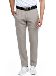 Pro Performance Stretch Golf Pant - Men's Lite Grey