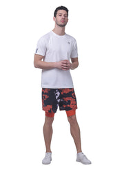 "7"" 2-in-1 Shorts With Phone Pocket - Men's Black Artisan"