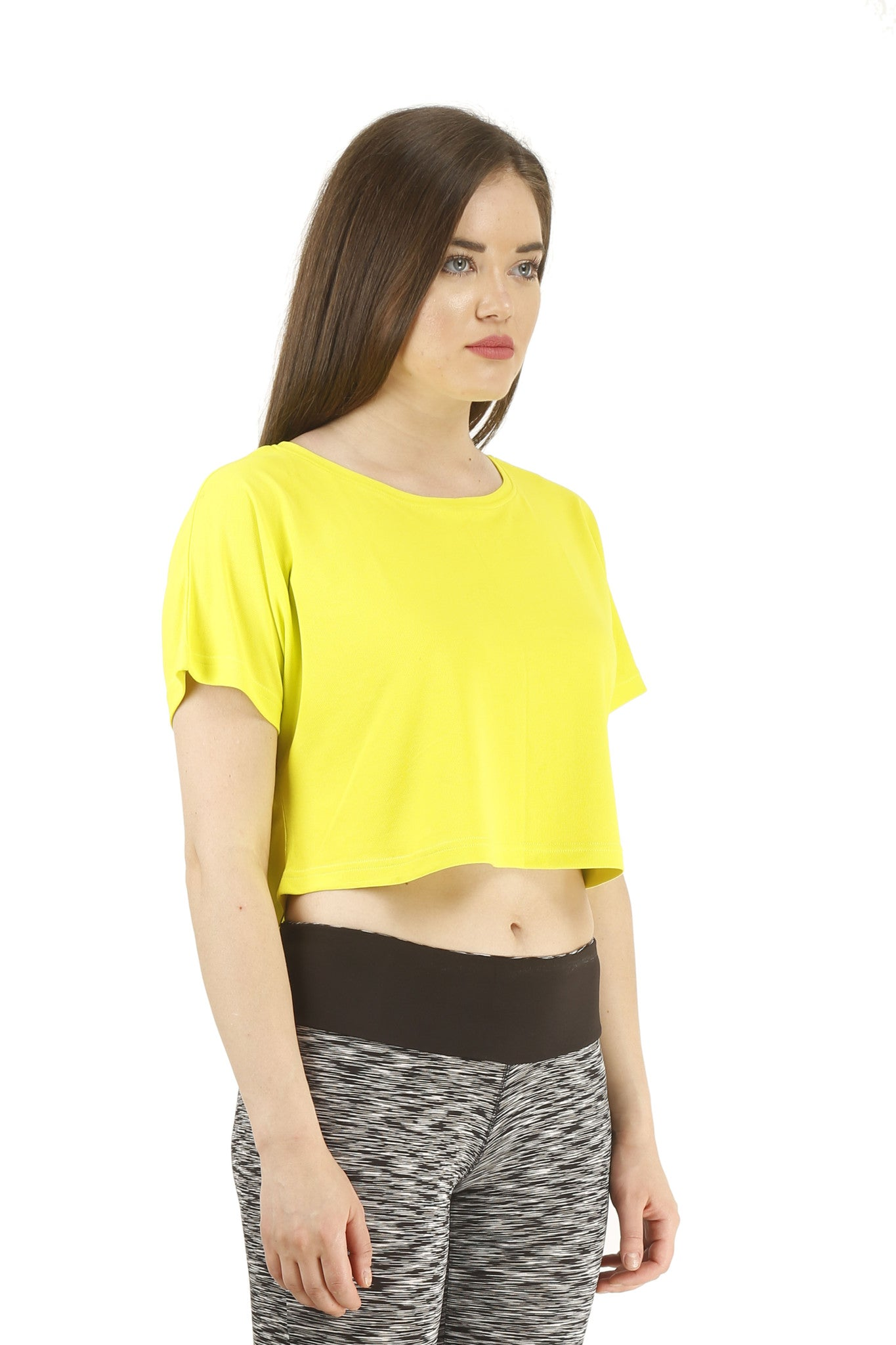 The Flowy Crop Top