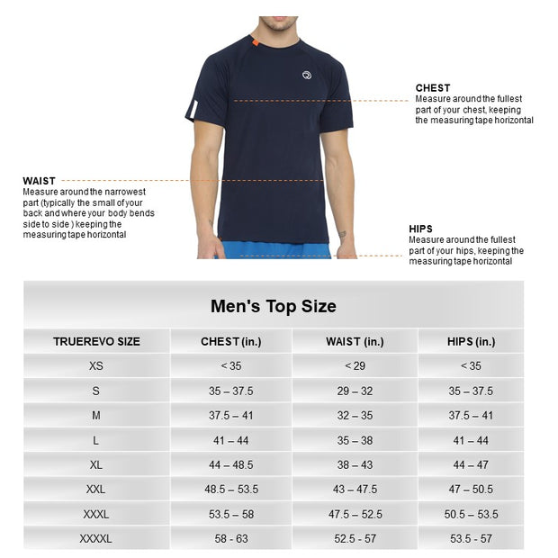 Dryfit Textured Sports & Golf Tshirt for Men - White