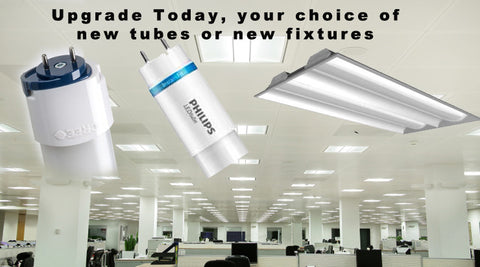 Commercial Led Lighting Retrofit Canada