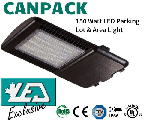 led parking lot and area light canada