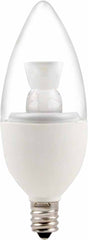 Candelabra Chandelier LED Light Bulb - 5 Watt - 2700K-5000K