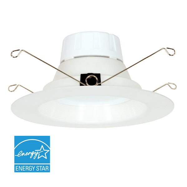 LED Recessed Downlight - 22 Watt - 1400lm - 5/6 Inch - DLC-3000e