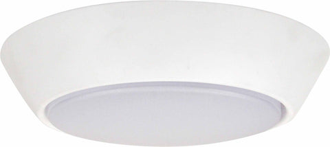 LED Flush Mount FMC Compact - 10 Watt - 3000, 4000, 5000K - 700lm