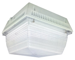 LED Canopy Parking Garage Light - Photocell Compatible - 40W - 4000K-5000K