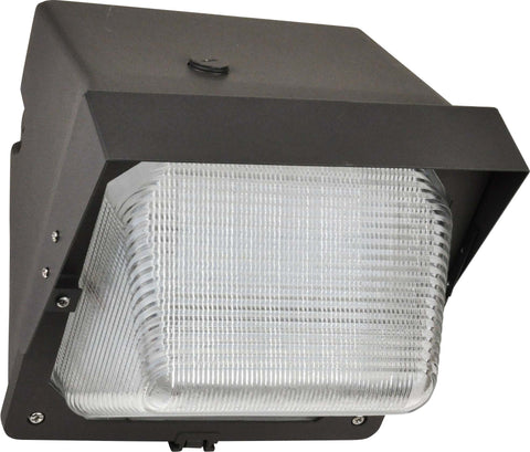 LED Wall Pack - TWP Forward Throw Visor Included Photocell Compatible - 28 Watt - 4000, 5000K - 3000lm
