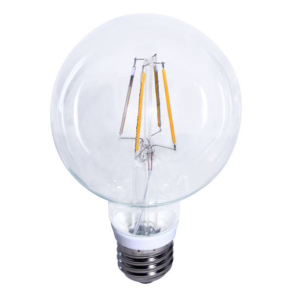 LED Decorative Vintage Filament Bulb - 4.5 Watt - 2700K - 420lm - VG25-1000