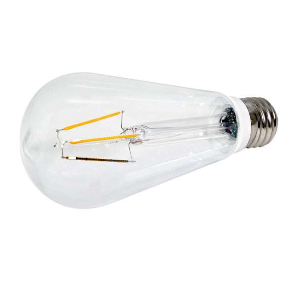 LED Decorative Vintage Filament Bulb - 4.5 Watt - 2700L - 420lm - VS64-1000