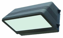 LED Wall Pack - CWP Full Cut-Off Photocell Compatible - 60 Watt - 4000, 5000K - 4700lm
