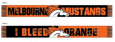 KODIAK Melbourne Mustangs Scarf