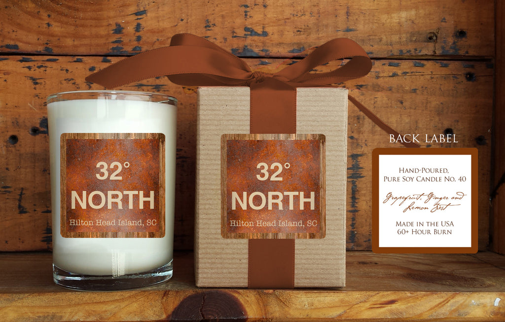 32° North Candle