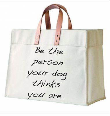 Be the person tote