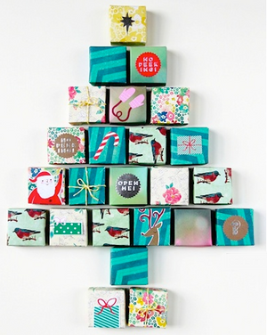 We are never too old to enjoy a Countdown to Christmas - Love Advent Calendar